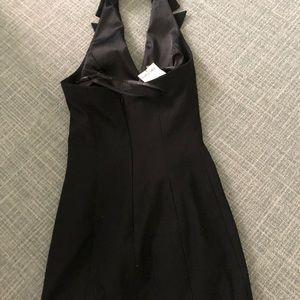 Bebe Tuxedo Dress